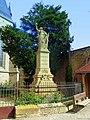 Flonheim - Kriegerdenkmal 1870-1871 an der ev. Kirche - panoramio.jpg