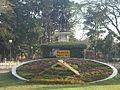 Floral Clock, Lal Bagh.JPG