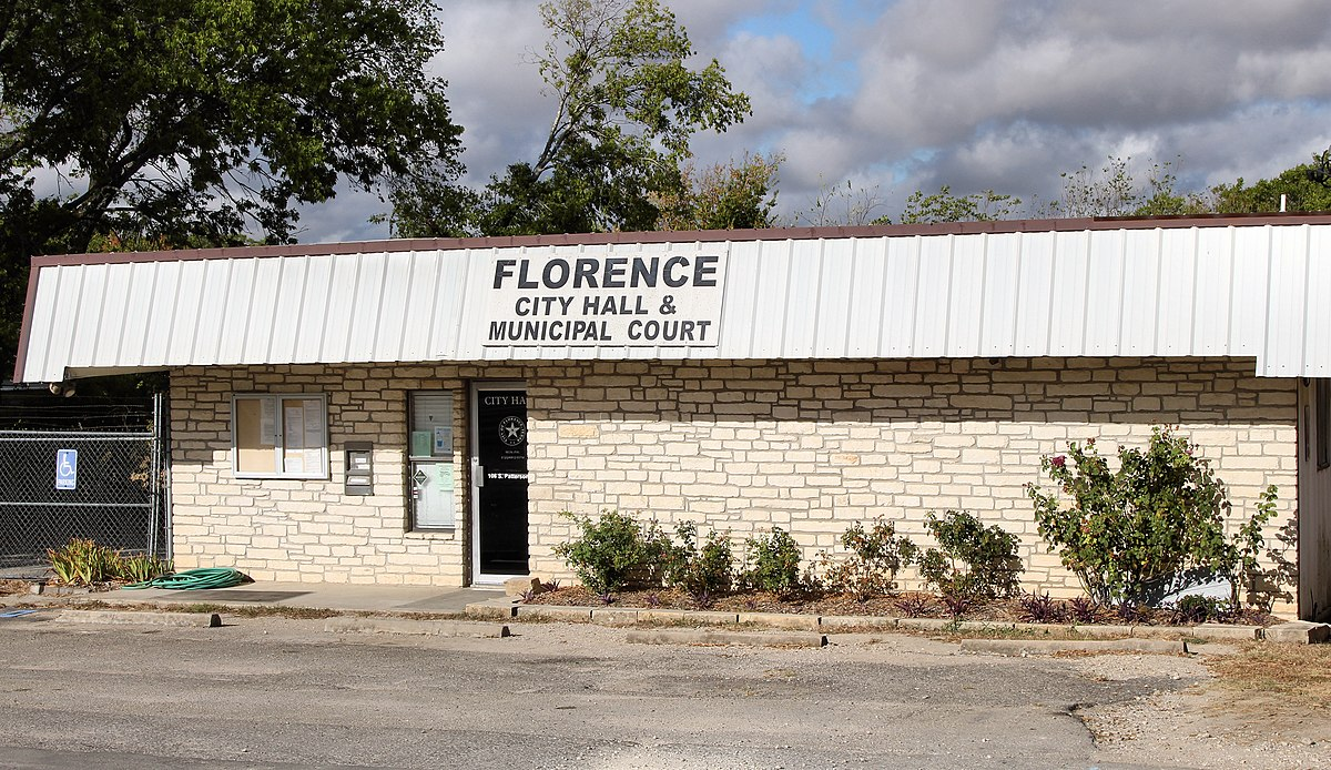 City Of Florence: Florence, Texas