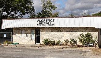 Florence, Texas - City Hall