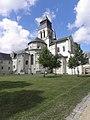 Fontevraud (49) Abbatiale Chevet 09.JPG