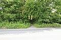 Footpath to Upper Moors Road from Brambridge - geograph.org.uk - 185978.jpg