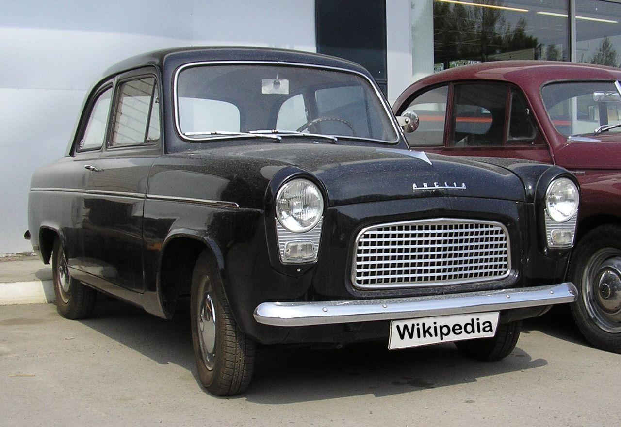 Ford Anglia   Wikiwand