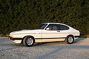 1985 Ford Capri 2.8 Injection Special in France