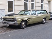 Ford Ranch Wagon - Wikipedia