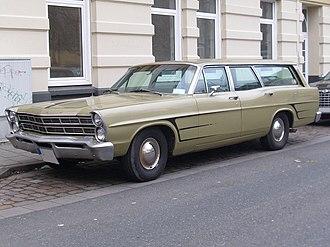 Ford Ranch Wagon - 1967 Ford Ranch Wagon