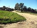 Former Rylaŭščyna village in Minsk, the end of Družba street - panoramio.jpg