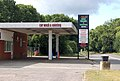 Former garage forecourt, Willoughby - geograph.org.uk - 1393147.jpg