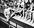 Forsgrenska badet Arne Borg 1943.jpg