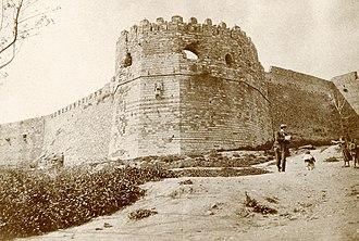 Patras Castle - Image: Fortress in Patras, Greece (5248409953) (2)