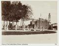 Fotografi av Padova. Prato della Valle e Chiesa S. Giustina - Hallwylska museet - 104930.tif