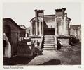 Fotografi av Pompeji - Hallwylska museet - 107895.tif