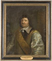 Portrait of Frölich Hans Christoffer, 1602-58