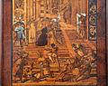 Fra Damiano da Bergamo, dossale del presbiterio di s. domenico, 1528-38, 04 s. domenico resuscita napoleone orsini 03.JPG