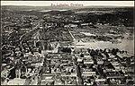 Fra Luftballon, Christiania, 1906 (11415423504).jpg