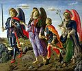 Francesco Botticini - I tre Arcangeli e Tobias.jpg