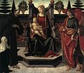 Francesco Botticini - Virgin and Child Enthroned - WGA2866.jpg