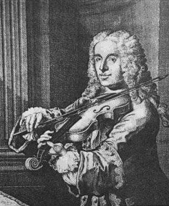Francesco Maria Veracini - Francesco Maria Veracini