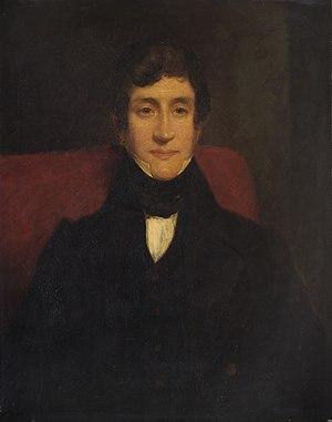 Francis Boott - Francis Boott by Eden Upton Eddis (fragment, 1840)