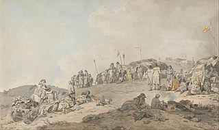 Donnybrook Fair, 1782