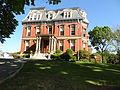 Franco American School; southeast (front) side; Lowell, MA; 2012-05-19.JPG