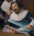 Frans Hals - Detail Hendrik Gerritsz Pot in De officieren van de Sint-Adriaansdoelen.jpg