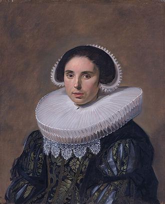 Sara Wolphaerts van Diemen - Image: Frans Hals 028