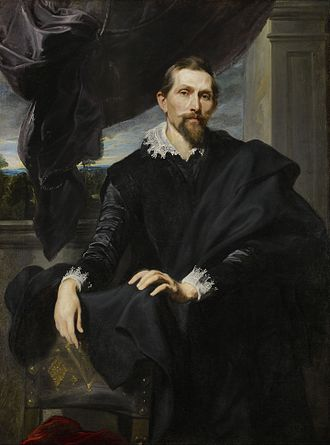 Frans Snyders - Frans Snyders, by Anthony van Dyck
