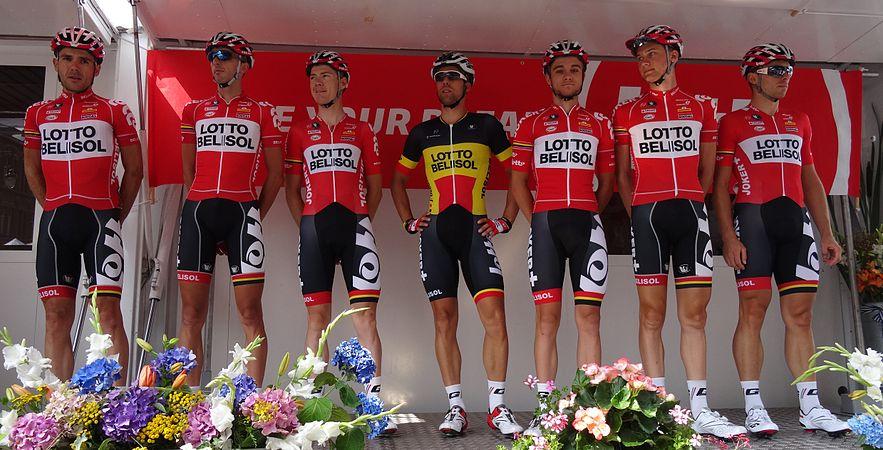 Frasnes-lez-Anvaing - Tour de Wallonie, étape 1, 26 juillet 2014, départ (B097).JPG