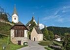 Frauenstein Kraig Kapelle hl. Ulrich und Pfarrkirche hl. Johannes d. T. 17092018 4726.jpg