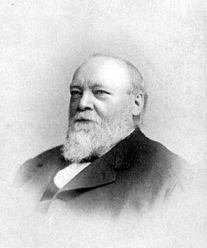 Frederick Augustus Genth - Image: Frederick Augustus Genth