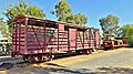 Freight rolling stock Alice Springs, 2015.JPG