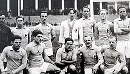 French national football team - Olympic games 1920.jpg
