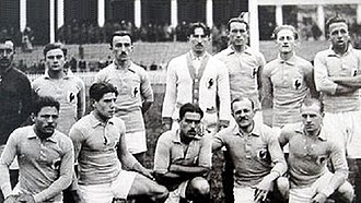 France national football team - France national team at 1920 Summer Olympics
