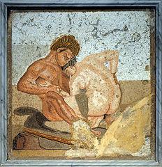 Erotic mosaic