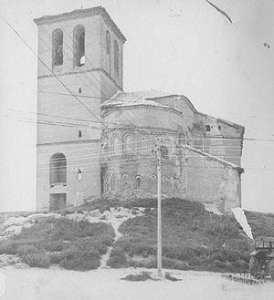 Bobadilla del Campo - Image: Fundación Joaquín Díaz Iglesia de San Matías Bobadilla del Campo (Valladolid)