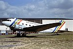 G-AMCA DC3 Air atlantique CVT July 1979 (38183559406).jpg