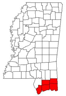 Gulfport-Biloxi-Pascagoula, MS Combined Statistical Area Combined Statistical Area in Mississippi