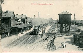 Image illustrative de l'article Gare de Noyon