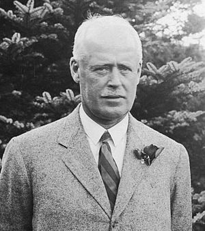 George Alexander Walkem - Walkem pictured c. 1931