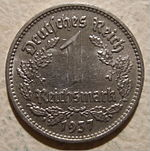GERMANY -1 REICHSMARK 1937 a - Flickr - woody1778a.jpg