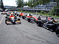 GP Pau 2013 parc fermé.JPG