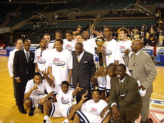 George Washington Colonials men's basketball - After winning the 2007 A-10 Championship