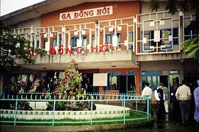 image illustrative de l'article Gare de Đồng Hới