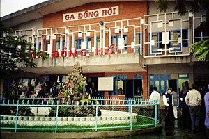 Đồng Hới railway station - Đồng Hới railway station