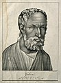 Galen. Lithograph by Dumont. Wellcome V0002109.jpg
