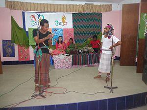 Gombhira - Gambhira performance