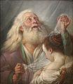 Gamelin-Patriarche donnant le voile à une vestale.jpg