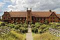 Garden parterre Old Palace Hatfield House Hertfordshire England.jpg