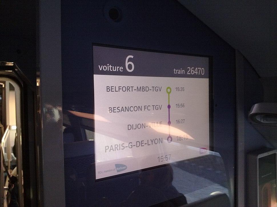 Gare de Besan%C3%A7on Franche-Comt%C3%A9 TGV 1er d%C3%A9cembre 2011 45